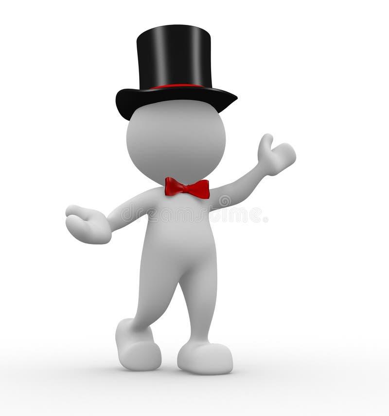 Free Gentleman Royalty Free Stock Image - 28651356
