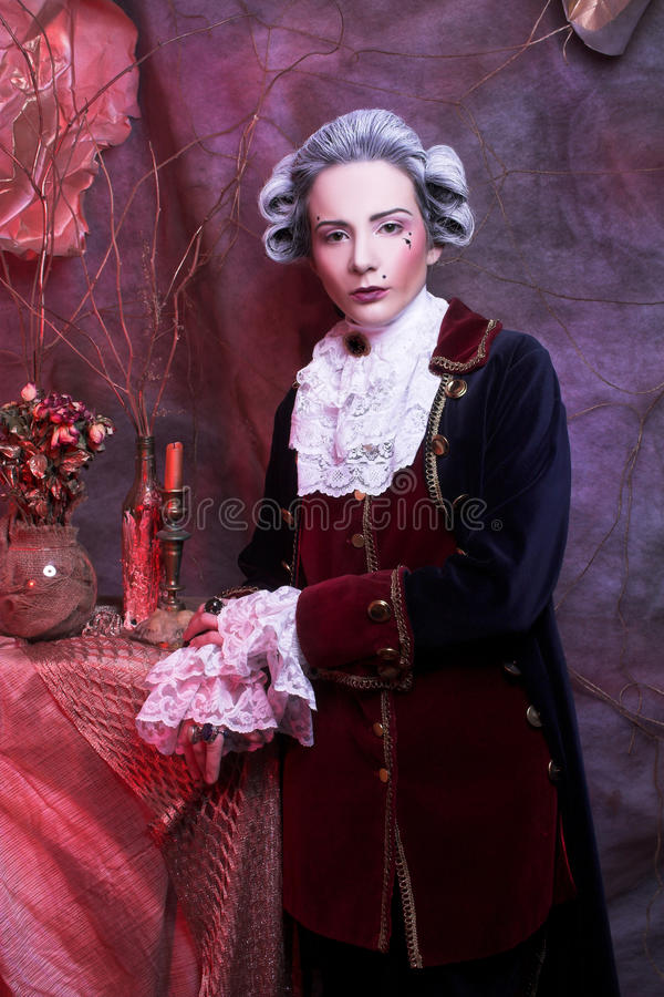 Gentleman. royaltyfri bild