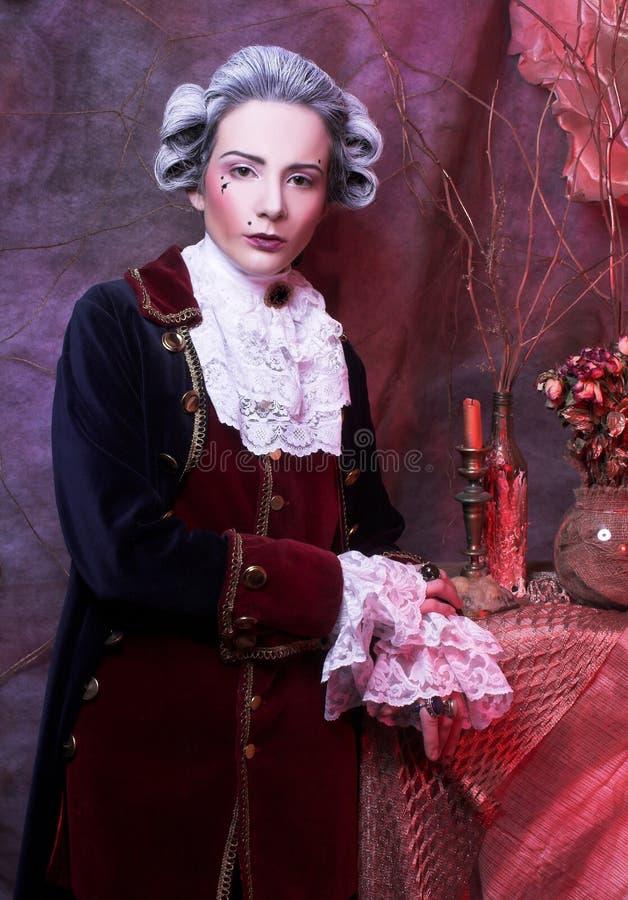 Gentleman. royaltyfri fotografi