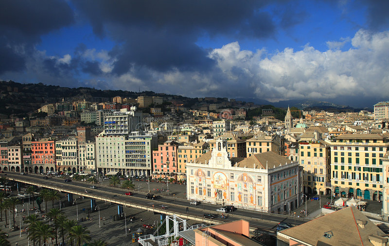 Genua stockfotos