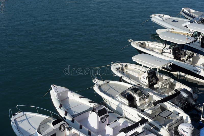 Genua: 57th Łódkowaty przedstawienie obrazy stock