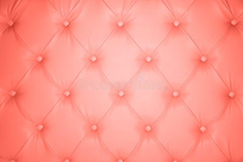 Genuine leather upholstery background stock image