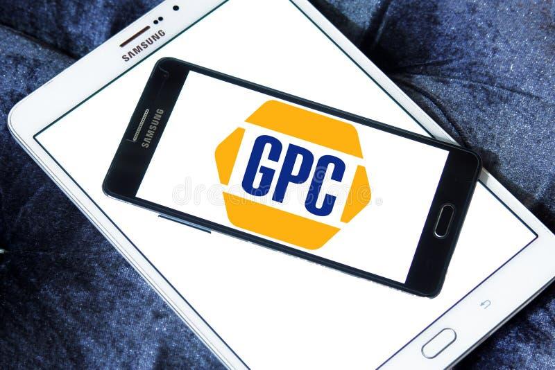 Genuine Parts Company, GPC, logotipo fotografía de archivo