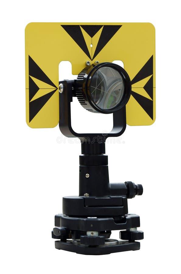 Geodätisches Signal lizenzfreies stockfoto