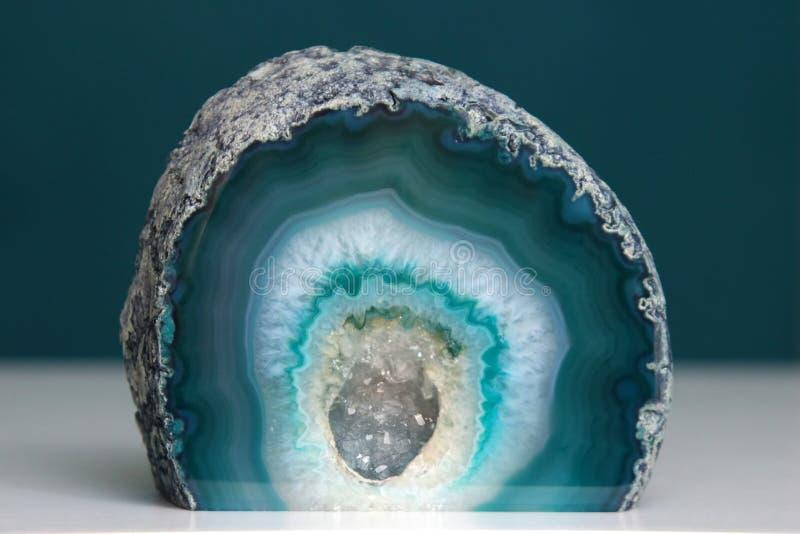 Geode 免版税库存图片