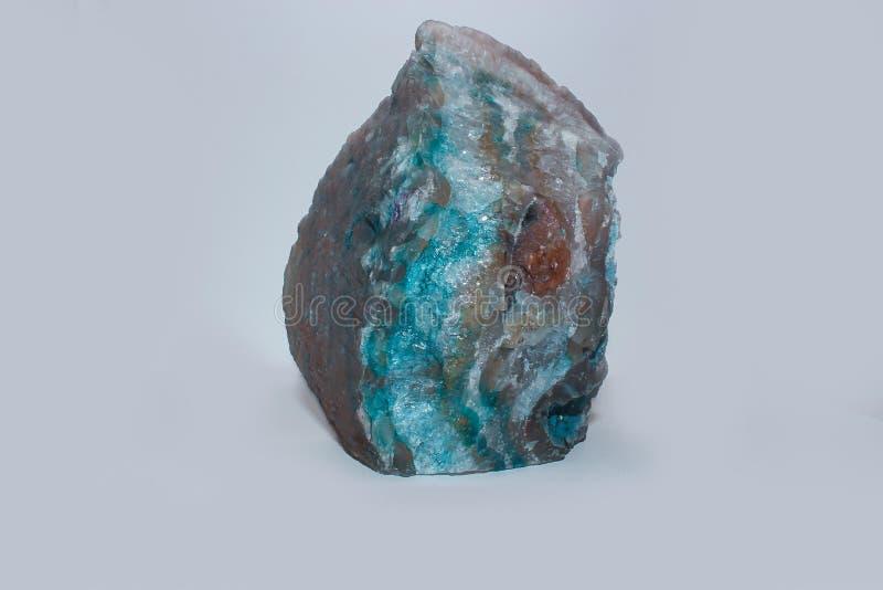 Geode azul imagen de archivo libre de regalías