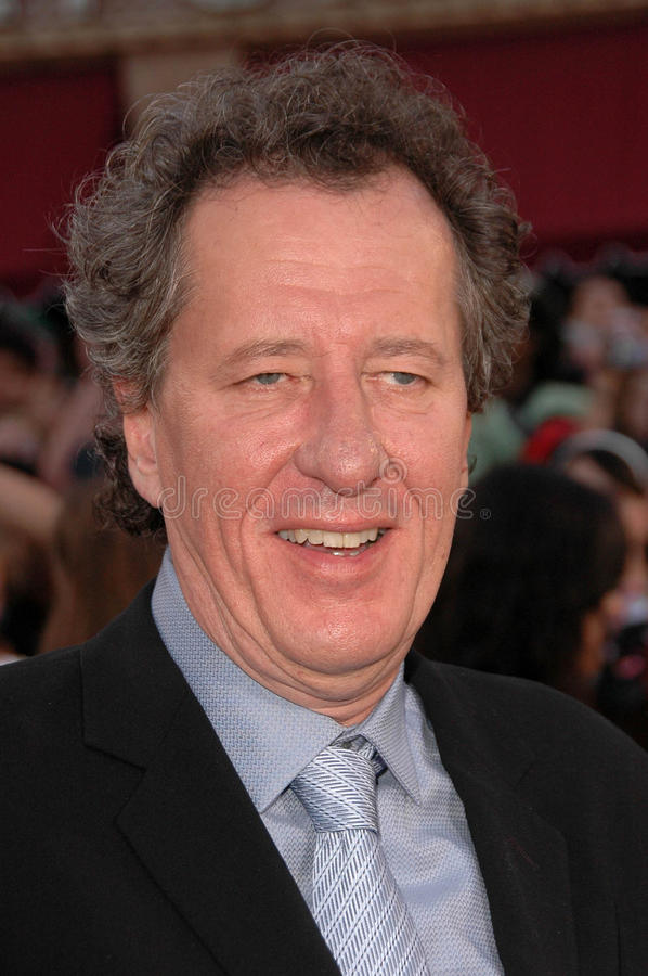 Geoffrey Rush, fotos de stock