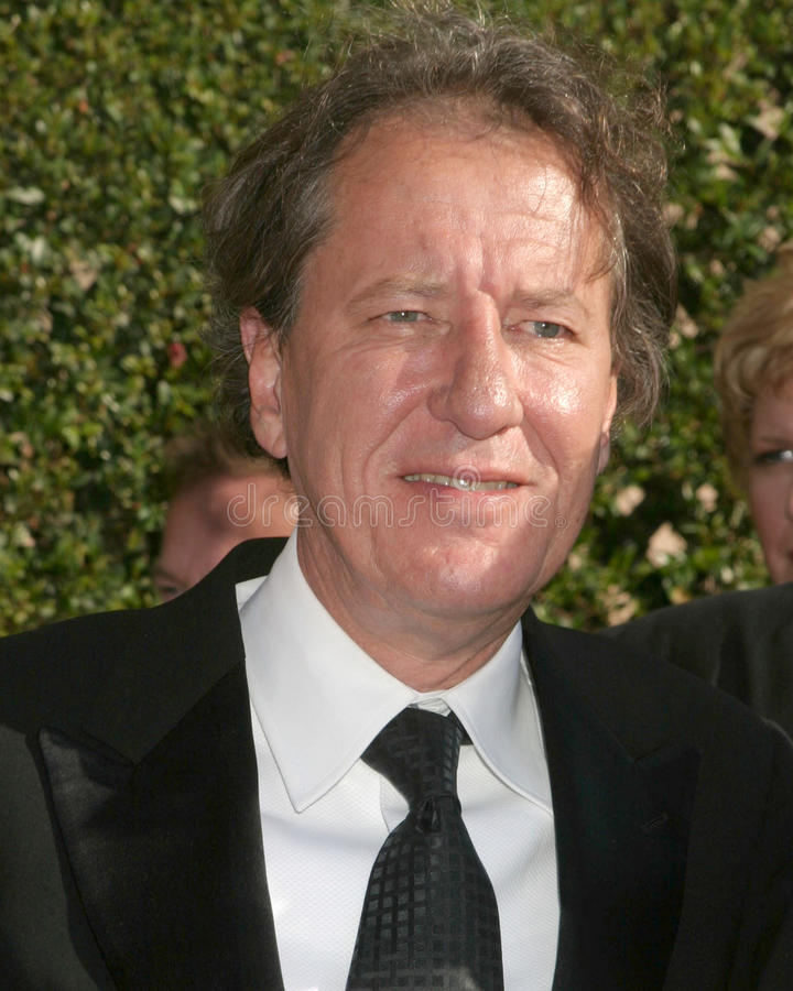 Geoffrey Rush fotos de stock royalty free