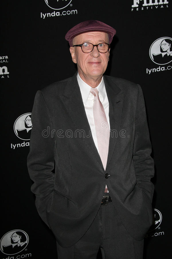 Geoffrey Rush foto de stock royalty free
