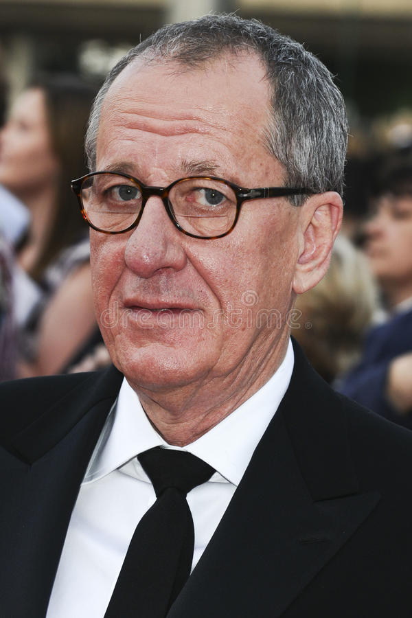 Geoffrey Rush,Rush. Geoffrey Rush arriving for the National Movie Awards 2011, at Wembley Arena, London. 11/05/2011 Picture By: Steve Vas / Featureflash stock photos