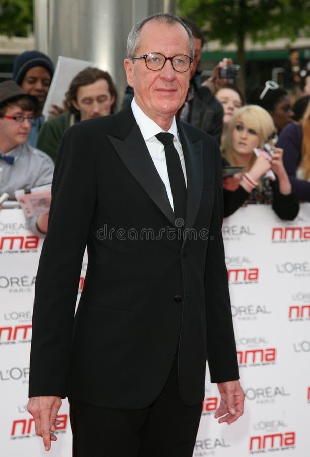 Geoffrey Rush stock foto