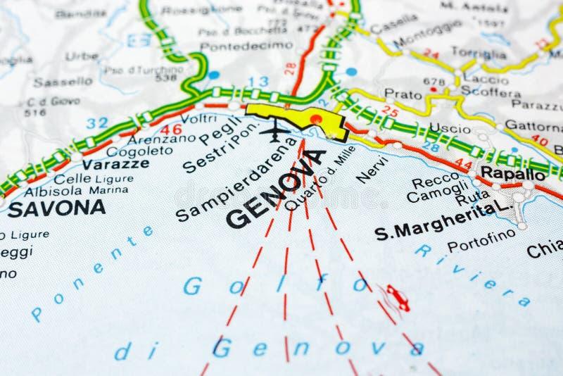 Genoa Maps Italy Maps Of Genoa Genova