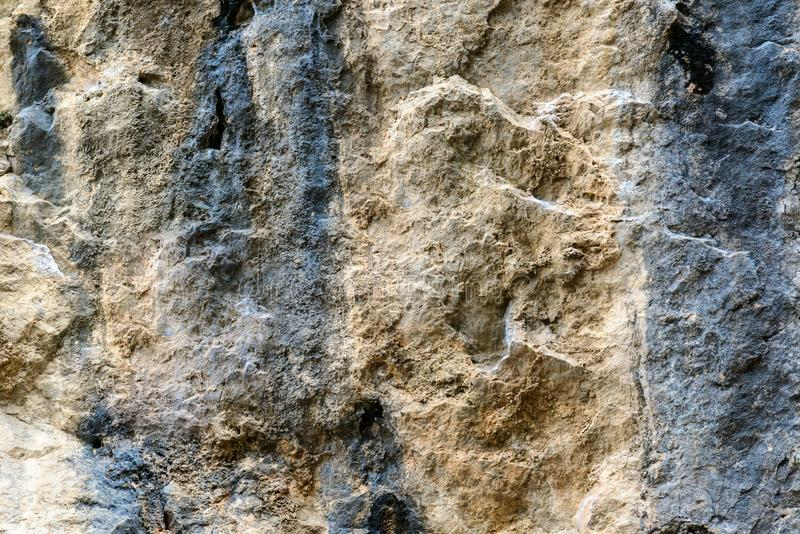 Geological rock full of veins in a background composition close up.  stock photos