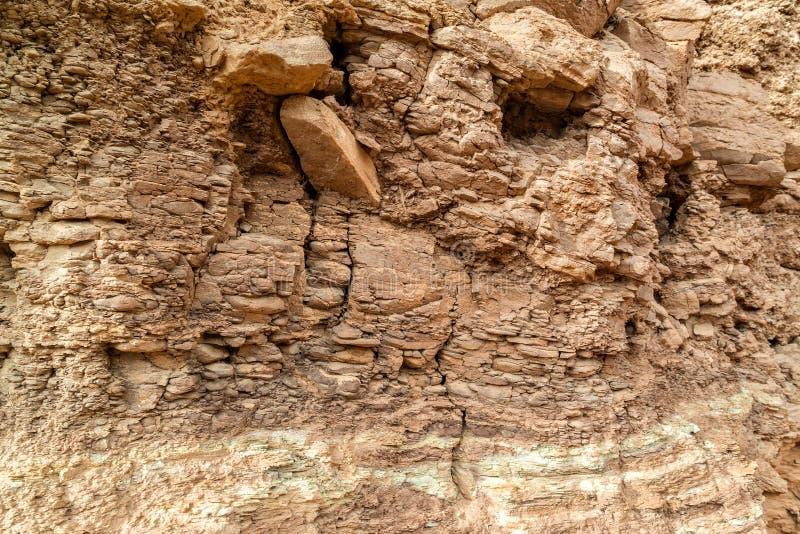 Geologie herausgestellt lizenzfreies stockbild
