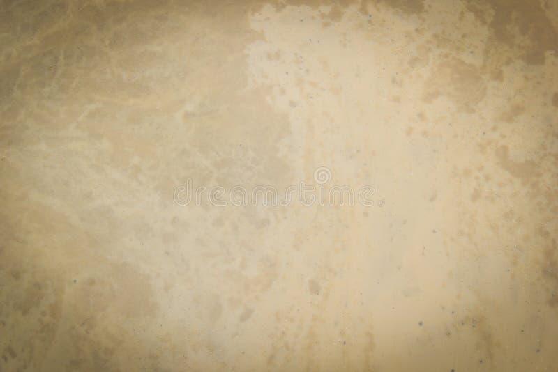 Geologisch sedimentmengsel zoals in ruwe bewerking het in vuil modderig c royalty-vrije stock afbeelding
