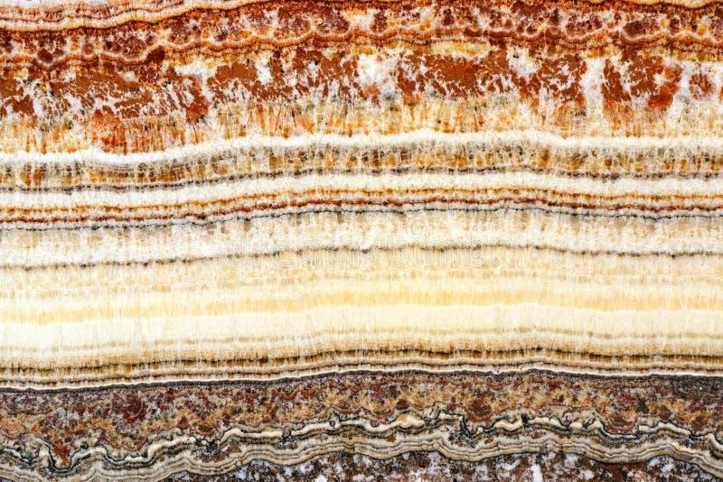 Geologische Schichten stockfotografie