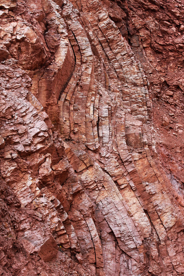 Download Geology stock photo. Image of fold, beds, formation, layers - 14513628