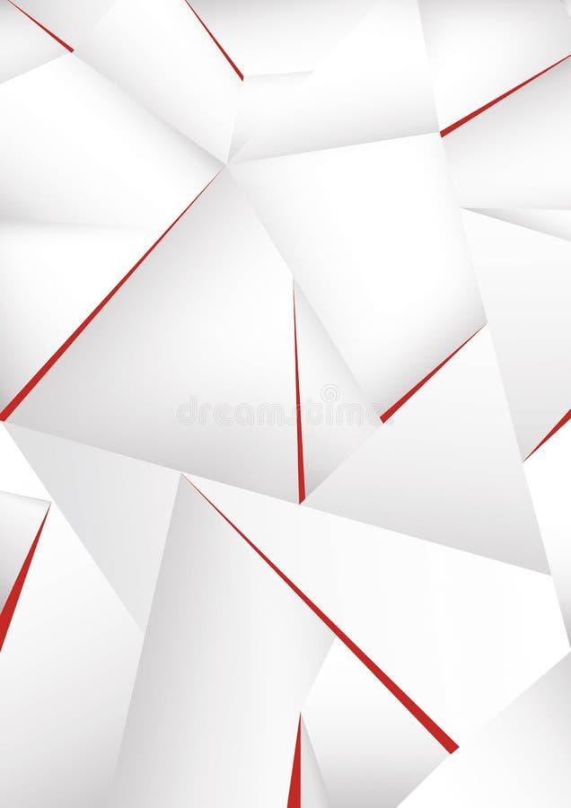 Geométrico abstracto fotos de archivo libres de regalías