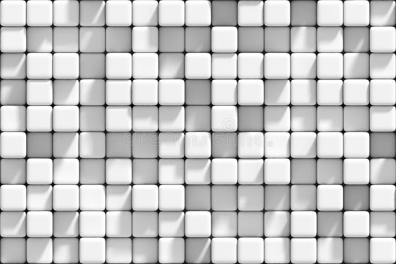 Geométrico abstrato ilustração do vetor