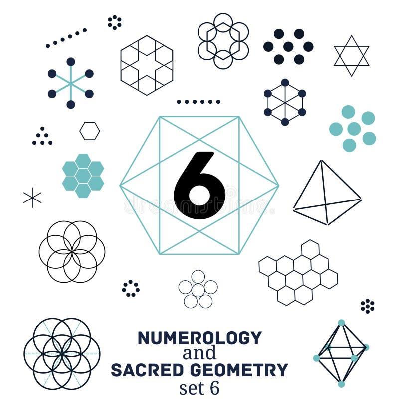 Geometría sagrada libre illustration