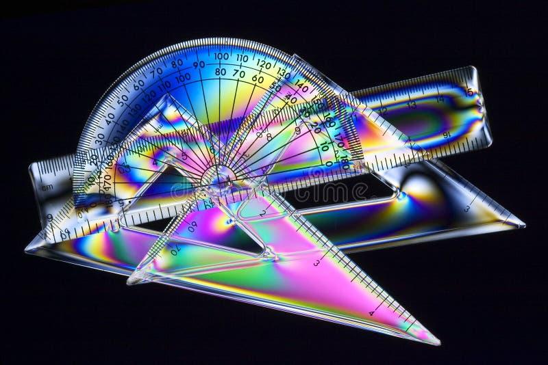 geometria obrazy stock
