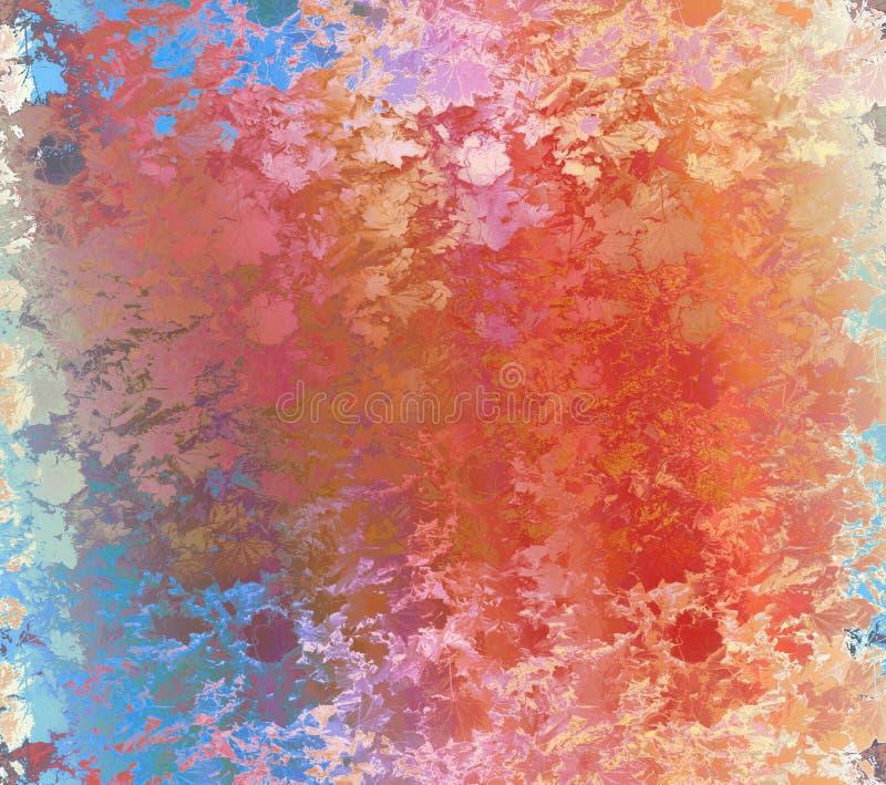 Geometria azuis cor-de-rosa macias do sumário, textura brilhante colorida e projeto imagens de stock