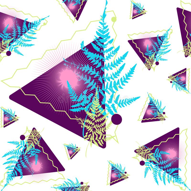 Geometria, natura, chaos i rozkaz, zdjęcia royalty free
