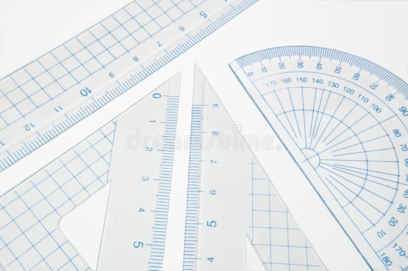 geometria set fotografia stock