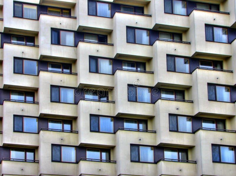 Geometria urbana fotografia de stock