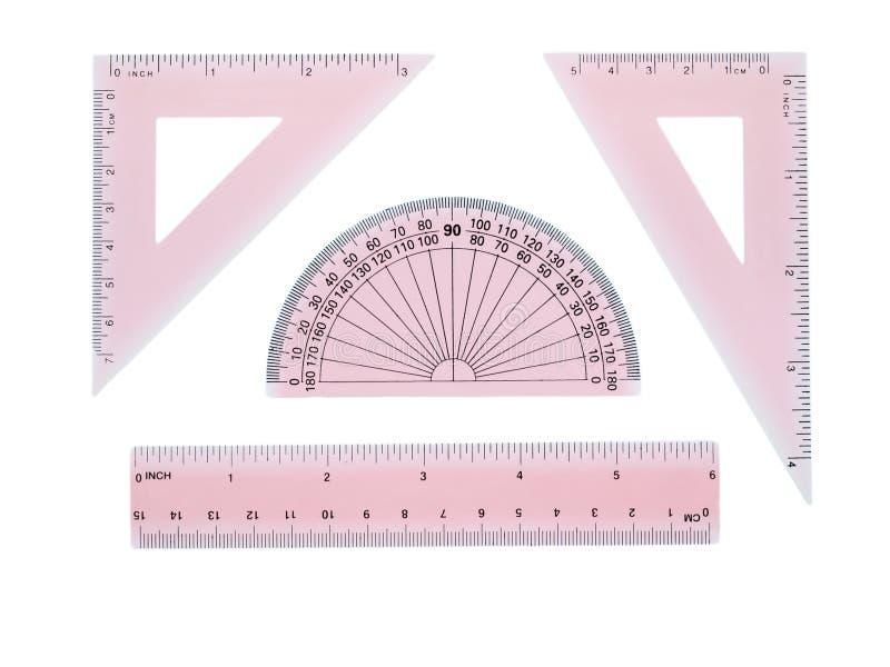 geometria zestaw obraz stock