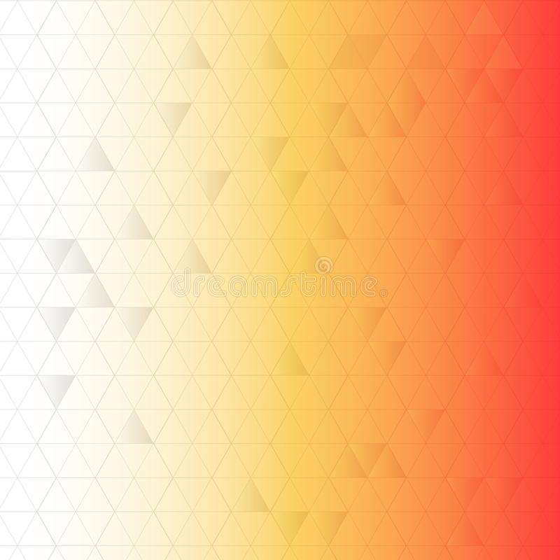 The Geometric Abstract Background or cover page and decora stock photography