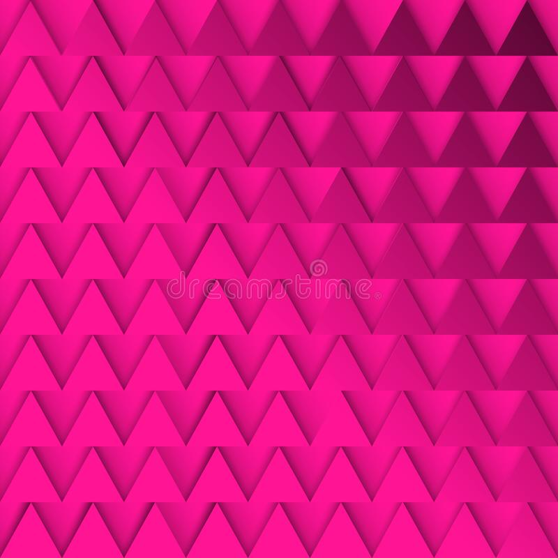 The Geometric Abstract Background or cover page and decora stock image