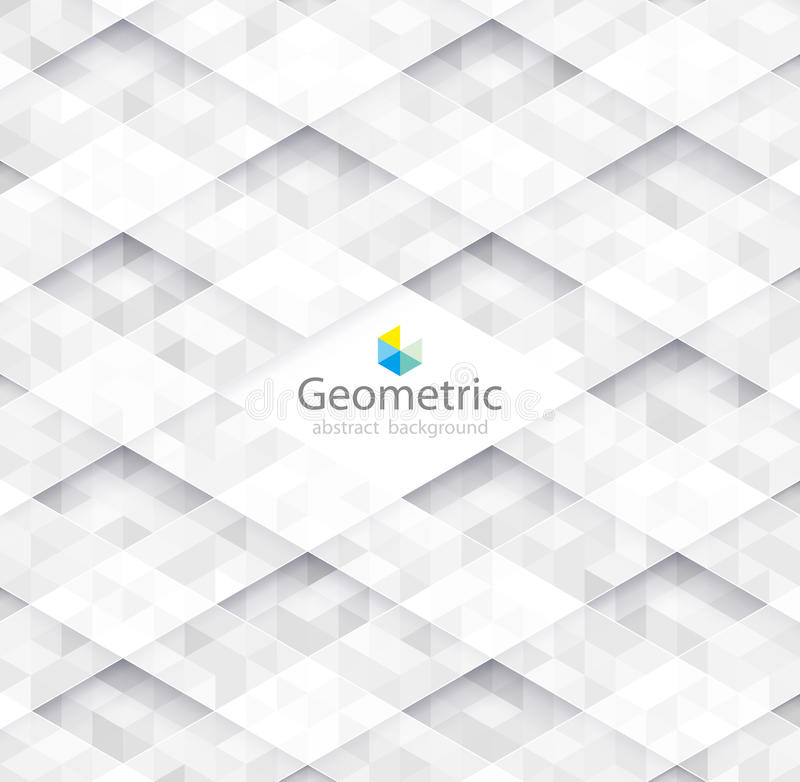 Geometric Abstract Background stock photo