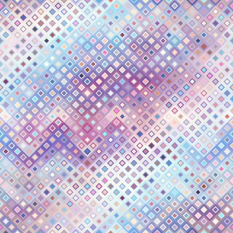 Geometric abstract pattern. royalty free illustration