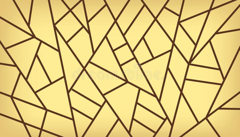 Geometric background, bright colored shapes, mosaic for creating royalty free stock photography