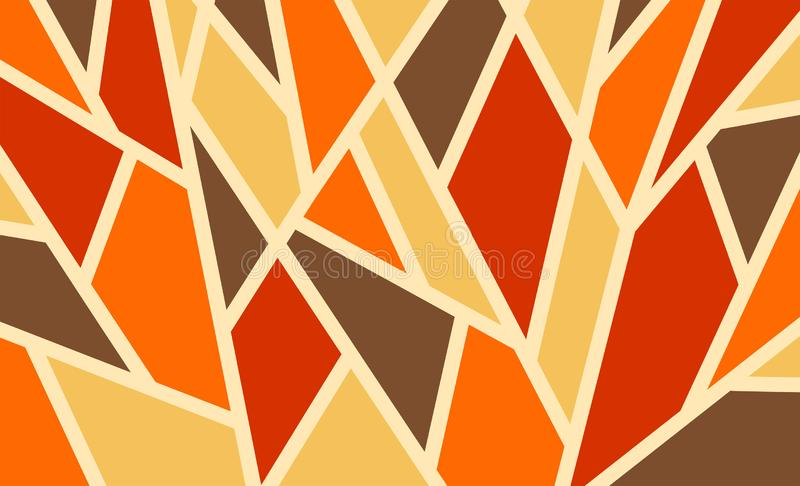 Geometric background, bright colored shapes, mosaic for creating stock photos