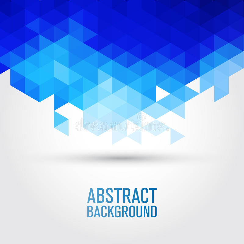 Geometric background royalty free illustration
