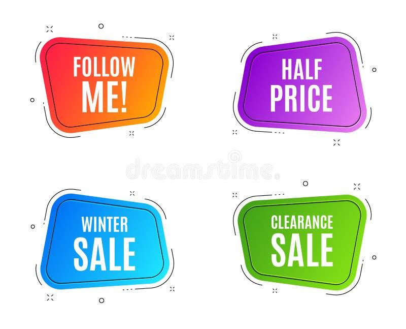 winter clearance sale stock illustration  illustration of