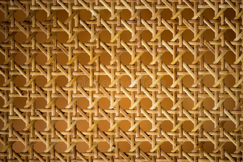 Geometric basketwork seamless pattern stylish texture with repeating straight lines background.  stock photo