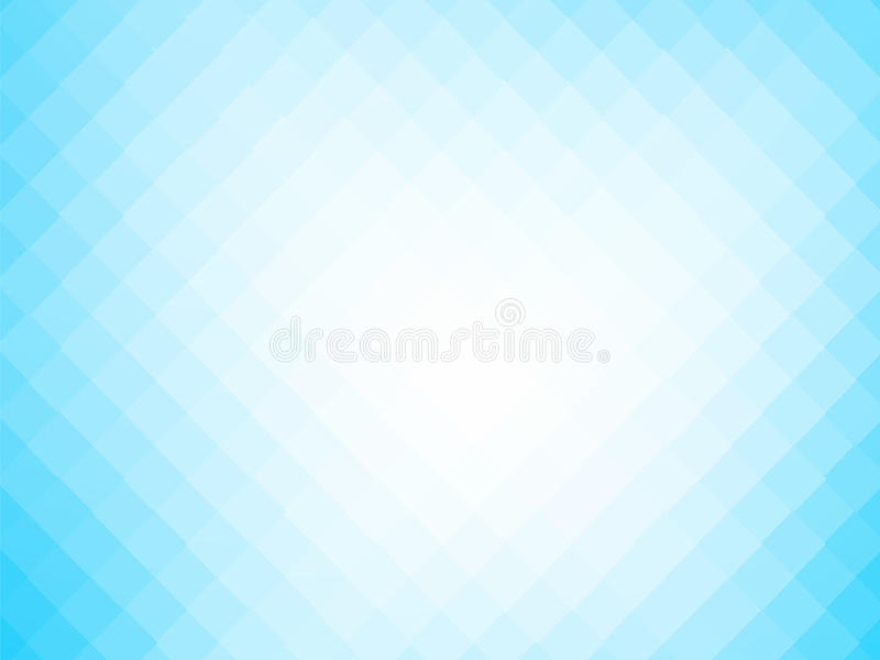Geometric blue pattern background vector illustration