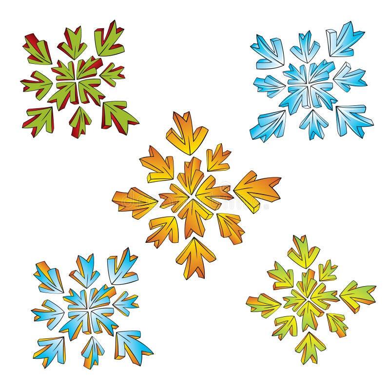 Download Geometric Color Shapes Vectors Stock Illustration - Image: 12100891