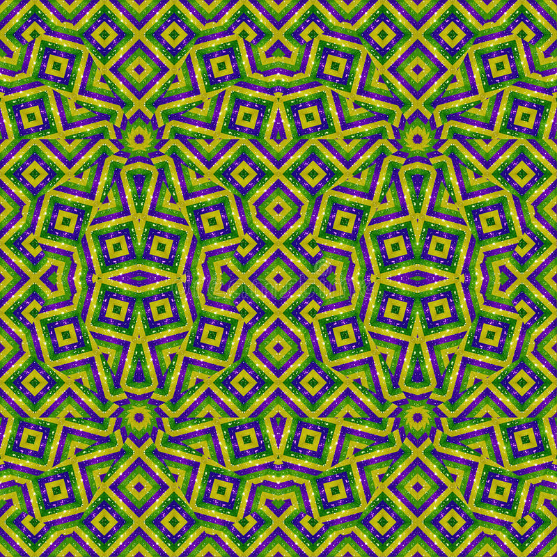 Download Geometric Colorful Ethnic Seamless Pattern Stock Image - Image: 83703837