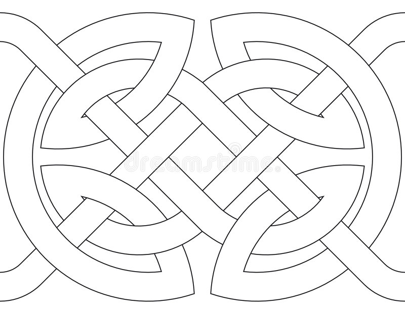 Download Geometric Decoration (vector) Royalty Free Stock Photos - Image: 7150728