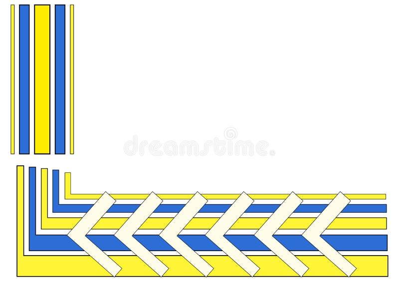 Download Geometric design stock vector. Illustration of arrow - 12520131