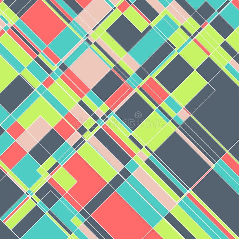 Geometric design stock illustration