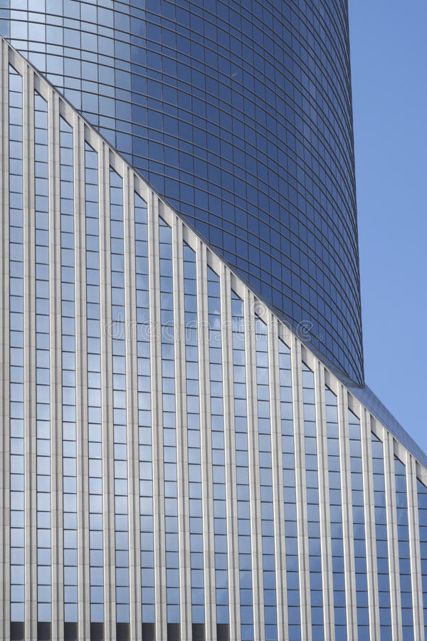 Download Geometric Design Of Modern Banking Architecture Stock Image - Image: 25093005