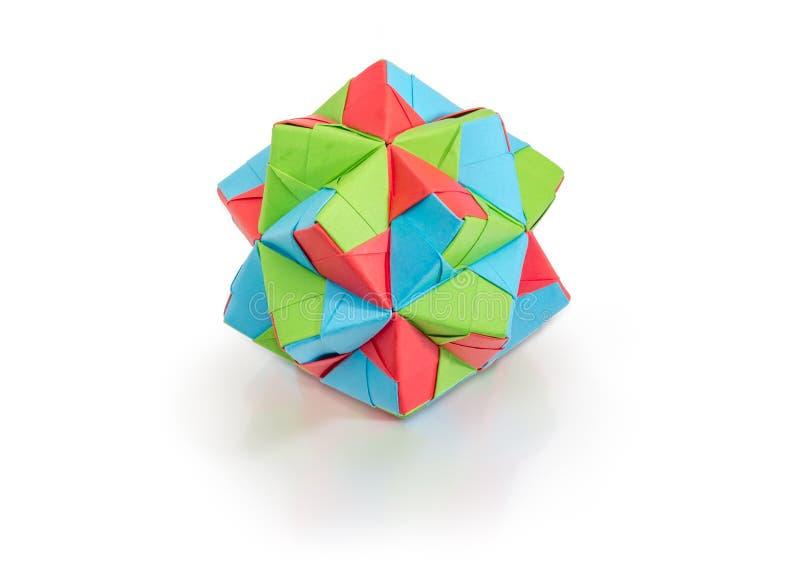 Modular origami – Polypompholyx | 583x800