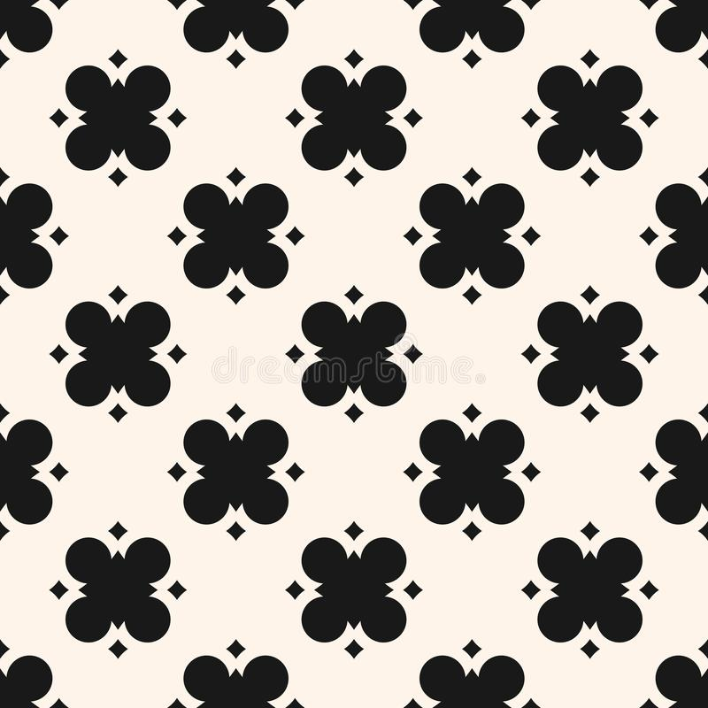 geometric floral pattern vector seamless texture in traditional rh dreamstime com flower pattern vector freepik flower pattern vector black and white