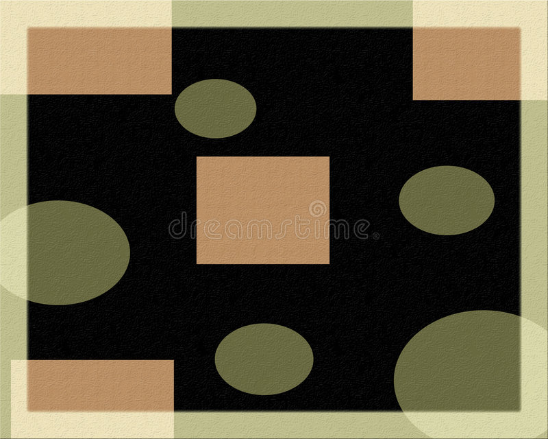 Download Geometric Graphic Pattern stock illustration. Image of eclipes - 5298047