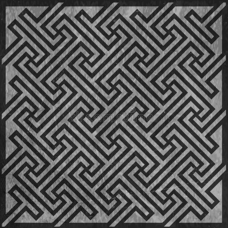 Download Geometric key pattern stock vector. Image of design, geometric - 28956449
